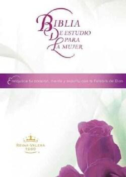 Biblia de estudio para la mujer / Study Bible for Women: Version Reina-Valeria 1960 (Hardcover)