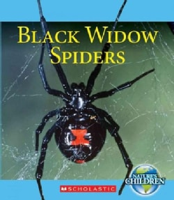 Black Widow Spiders (Hardcover)