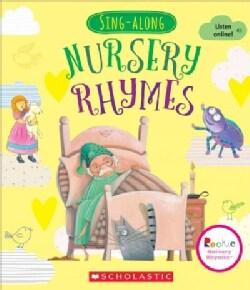 Sing-along Nursery Rhymes (Hardcover)