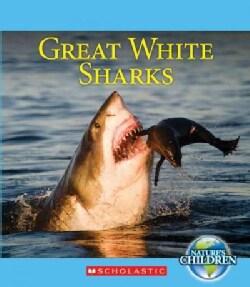 Great White Sharks (Paperback)