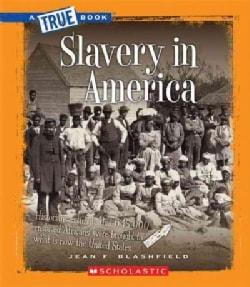 Slavery in America (Paperback)