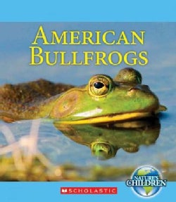 American Bullfrogs (Hardcover)