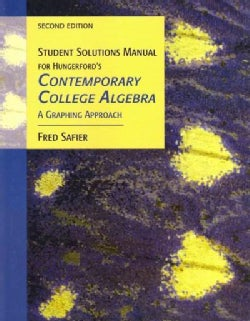 Contemporary College Algebra: A Graphing Approach (Paperback)