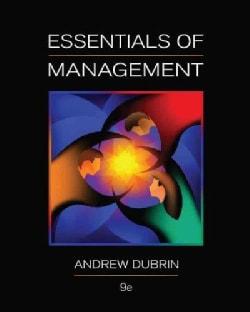 Essentials of Management (Paperback)