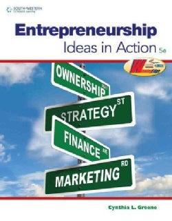 Entrepreneurship: Ideas in Action (Hardcover)