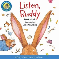 Listen, Buddy (Hardcover)
