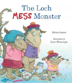 The Loch Mess Monster (Hardcover)