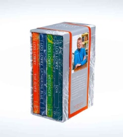 The Giver Quartet: 20th Anniversary Boxed Set: Son / Messenger / Gathering Blue  / The Giver (Hardcover)