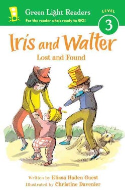 Iris and Walter Lost and Found (Paperback)