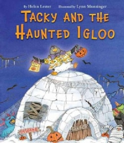 Tacky and the Haunted Igloo (Hardcover)
