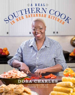 A Real Southern Cook: In Her Savannah Kitchen (Hardcover)