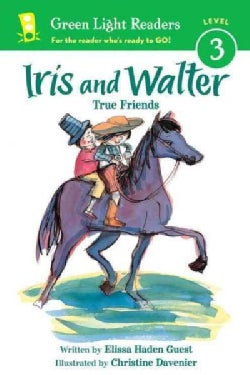 Iris and Walter: True Friends (Paperback)