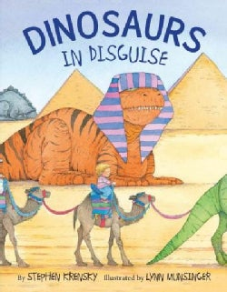 Dinosaurs in Disguise (Hardcover)