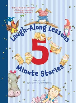 Laugh-Along Lessons 5-Minute Stories (Hardcover)