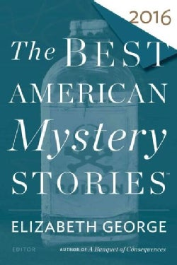 The Best American Mystery Stories 2016 (Paperback)