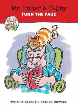 Mr. Putter & Tabby Turn the Page (Paperback)