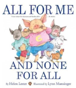 All for Me and None for All (Paperback)