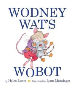 Wodney Wat's Wobot (Paperback)