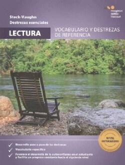 Vocabulario y destrezas de referencia, nivel intermedio / Vocabulary and Reference Skills Intermediate (Paperback)