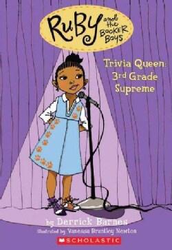Trivia Queen, 3rd Grade Supreme (Paperback)