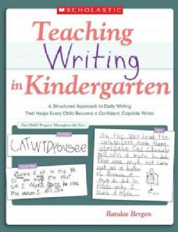Teaching Writing in Kindergarten (Paperback)
