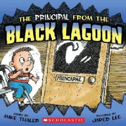 The Principal from the Black Lagoon (Paperback)