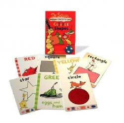 Dr. Seuss Beginner Concepts Cards: Colors & Shapes (Cards)