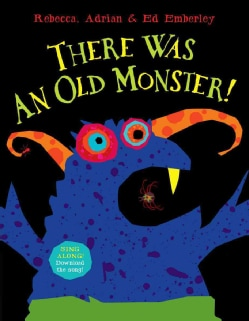 There Was an Old Monster! (Hardcover)