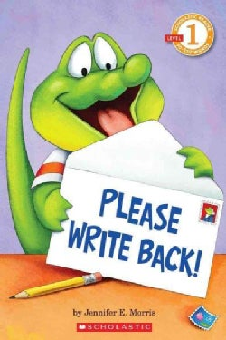 Please Write Back! (Paperback)