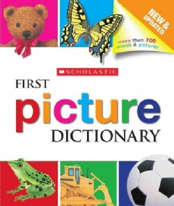 Scholastic First Picture Dictionary (Hardcover)