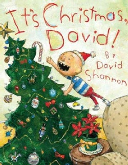 It's Christmas, David! (Hardcover)