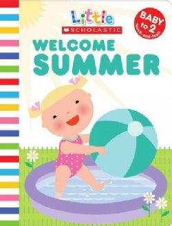Welcome Summer (Board book)