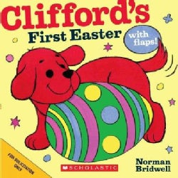 Clifford's First Easter (Board book)