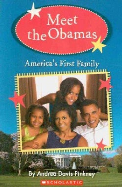 Meet The Obamas: America's First Family (Paperback)