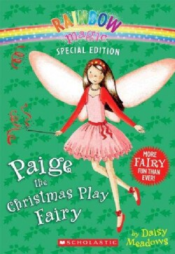 Paige the Christmas Play Fairy (Paperback)