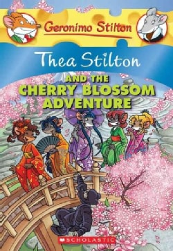 Thea Stilton and the Cherry Blossom Adventure (Paperback)