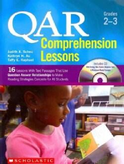 QAR Comprehension Lessons Grades 2-3
