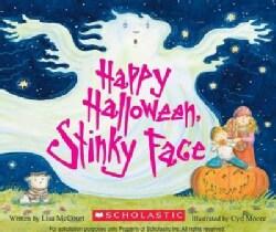 Happy Halloween, Stinky Face (Board book)