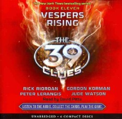 Vespers Rising: Library Edition (CD-Audio)