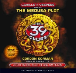The Medusa Plot: Library Edition (CD-Audio)
