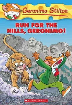 Run for the Hills, Geronimo! (Paperback)