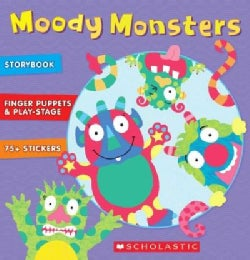 Moody Monsters (Hardcover)