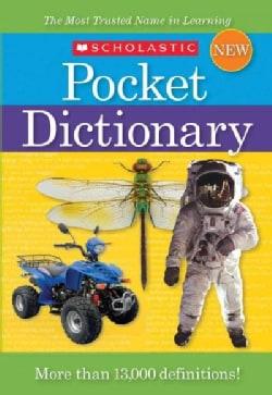 Scholastic Pocket Dictionary (Paperback)