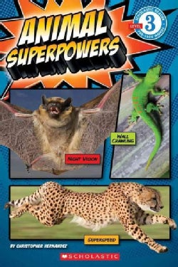 Animal Superpowers (Paperback)