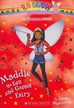 Maddie the Fun and Games Fairy (Paperback)