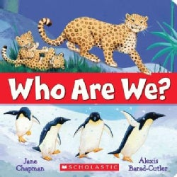 Who Are We?: An Animal Guessing Game (Board book)