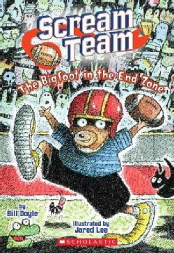 The Big Foot in the End Zone (Paperback)