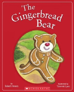 The Gingerbread Bear (Paperback)