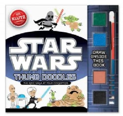 Star Wars Thumb Doodles: The Epic Saga at Your Fingertips (Paperback)