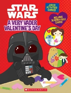 A Very Vader Valentine's Day (Paperback)